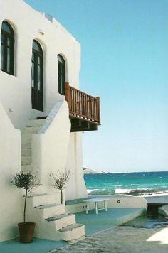 Sanctuary, Paros, Greek Islands