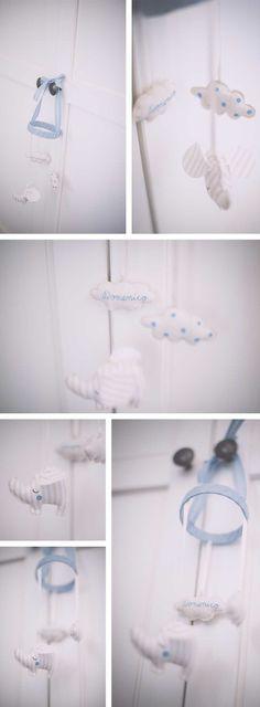 AnDphotography - handmade A cute idea for your baby boy nursery!