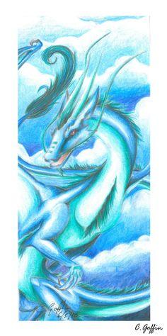 Air Dragon by Dorncaster.deviantart.com