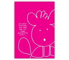 Gratulation zur Geburt/ Taufe eines Mädchens - http://www.1agrusskarten.de/shop/gratulation-zur-geburt-taufe-eines-madchens/    00012_0_621, Baby, Bär, Bärchen, Geburt, Glückwunschkarten, Gratulation, Gratulation zum Mädchen, Grußkarte, Helga Bühler, Klappkarte, rosa, Spruch, Sprüche, Taufe, Taufkarte00012_0_621, Baby, Bär, Bärchen, Geburt, Glückwunschkarten, Gratulation, Gratulation zum Mädchen, Grußkarte, Helga Bühler, Klappkarte, rosa, Spruch, Sprüche, Taufe