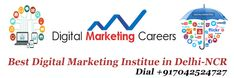 Digital Marketing : Best Digital Marketing Institute in Delhi
