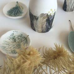 #australianflora #brisbaneartists #collaboration #australianceramics #porcelain #brisbaneceramics shop updates