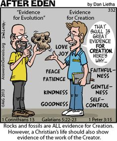 Creationism and darwinism essay