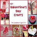 Linked to: www.theeducatorsspinonit.com/2013/02/30-valentines-day-crafts-and-activities.html