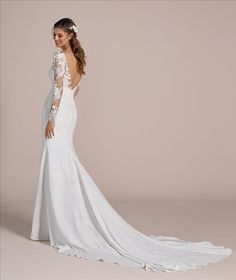 See our different bridal dress collections featuring dresses from Enzoani, Casablanca Bridal and IDW. Bridal Dresses, Wedding Gowns, Makeup Services, Photography Packaging, Dress Collection, Wedding Planning, Hair Makeup, Blush, Ivory