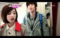 우리 결혼했어요 - We Got Married, Jang-woo,Eun-jung(45) #11, 이장우-함은정(45) 20120616
