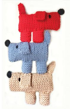 Designed especially for beginner knitters, Scruff The Dog is a lovely, simple and inexpensive project for introducing learners to the joys of knitting.As featured in 'Mollie Makes' and 'Let's Knit' Magazine- Scruff is our absolute bestseller! This is a very easy kit suitable for beginners of any age, and uses only the very basics of knitting- casting on, knit stitch and casting off. Everything you need to make one cuddly dog is included in the smart kit-box (except a metal sewing needle for…