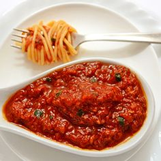 Tomato Salsa - the best pasta sauce on the face of the Earth; can be used as a crostini spread or dip; Croatian recipe