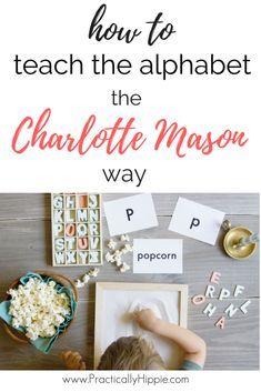How to teach the alp