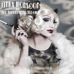 The Inevitable Album is the debut release from Jerick Hoffer, who is perhaps better known as his RuPaul's-Drag-Race-winning alter-ego Jinkx Monsoon. The 15 track collection is a promising introduct. Drag Race Season 5, Queen Mama, Jinkx Monsoon, Adore Delano, Drag Makeup, Rupaul Drag, Photo Viewer, Zoom Photo, Crossdressers