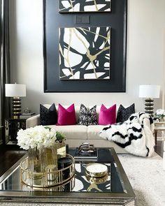 Decor Home Living Room, New Living Room, Formal Living Rooms, Living Room Designs, Bedroom Decor, Home Decor, Luxury Decor, Home And Deco, Living Room Inspiration