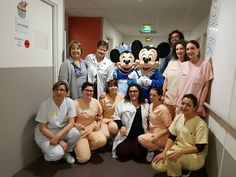 Disney VoluntEARS Give Back to Children's Hospitals Around the World