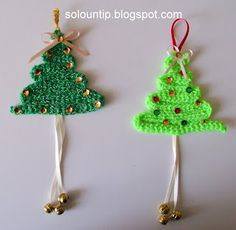 Christmas Crafts-easy to make ornaments