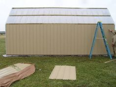 Bradford Research and Extension Center: Building a Passive Solar Greenhouse Buy Greenhouse, Diy Greenhouse Plans, Passive Solar, Research Centre, Bradford, Outdoor Furniture, Outdoor Decor, Building, Green Houses