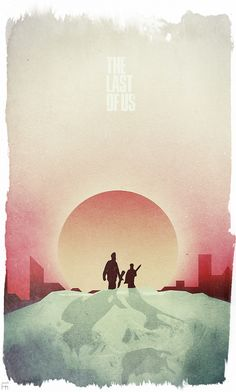 The Last of Us Art Poster