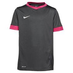 "€11.01 mit ""DEAL-EXTRA-15%"" Gutschein-Code * Nike Short Sleeve Trainingsshirt Kinder T-Shirt * schwarz-lila"