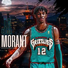 Pin by OkayTyra on Ja Morant Nba basketball art, Memphis