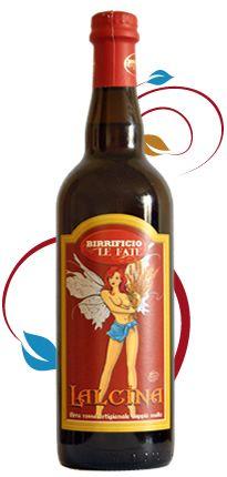 Birrificio Le Fate - Birra Lalcina, Birra rossa doppio malto - #Comunanza (AP) #birra #beer