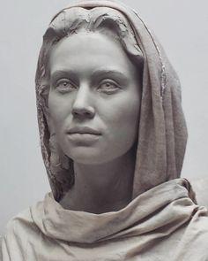 Portraits divers Sculpture Head, Roman Sculpture, Abstract Sculpture, Bronze Sculpture, Metal Sculptures, Wood Sculpture, Ancient Greek Sculpture, Greek Statues, Sculpture Romaine