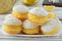 I muffin alla crema di limoni senza farina sono facilissimi da fare e cuociono in appena 24 minuti. Sono cremosi e perfetti per feste