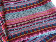Aztec Fabric Peruvian Fabric - by the yard
