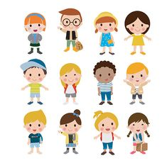 Find Group Student School Bags stock images in HD and millions of other royalty-free stock photos, illustrations and vectors in the Shutterstock collection. People Illustration, Character Illustration, Work Inspiration, Character Inspiration, Kid Character, Character Design, Stick Figures, Free Vector Art, Little People