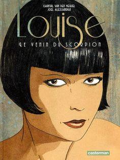 Louise : le venin du scorpion/Joël Alessandra, 2016 http://bu.univ-angers.fr/rechercher?recherche=9782203118362