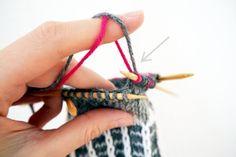 Mikä on lankadominanssi? Knitting Socks, Knit Crochet, Hair Styles, Beauty, Knit Socks, Hair Plait Styles, Hair Makeup, Ganchillo, Hairdos