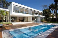 Casa de 1.000 m² no Morumbi, SP, de Monica Drucker - Casa e Decoração - UOL Mulher