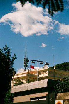 Torre Telefonica & Chinese Embassy