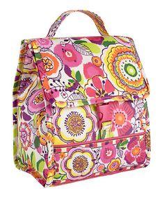 498497624c Lunch Sack Bag. Sack BagQuilted BagLunch KitsVera BradleyLunch ...