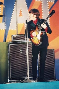 John - love the amps