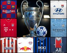 We will see you tomorrow night, the quarterfinals of the Champions League are ready