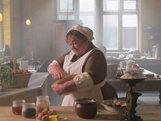 Recipes from Cranford. Cranford is a book and tv series about the lives of several quirky village spinsters living in Victorian England, recipes here