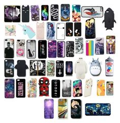 """""""Favorite Phone Cases (tagged)"""" by lina-dunn on Polyvore featuring Wildflower, Mr. Gugu & Miss Go, Samsung, Anna Sui, Usagi, Marc by Marc Jacobs, Miss Girl, Disney, Kate Spade and Zara"""