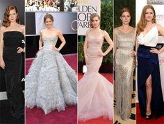 Las famosas mejor vestidas en las fiestas de 2013