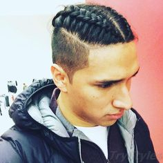 braids-and-cornrows-for-short-hair-men-hairstyles-and-haircuts_3513.jpg (750×750)