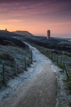 Photo made during a nice Sunrise in the dunes of Vlissingen / The Netherlands. I got up very early, to catch the first morning light, but it was totally worth it. The Dunes, Morning Light, Netherlands, Sunrise, Country Roads, Nice, Landscapes, Destinations, Longing For You