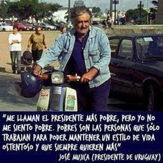 La riqueza de Pepe Mujica