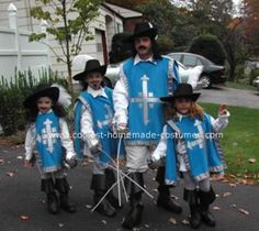 ... about costume ideas on Pinterest | Musketeers, Chess and Costumes