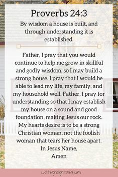 Proverbs – Letting His Light Shine Prayer Scriptures, Bible Prayers, Faith Prayer, God Prayer, Power Of Prayer, Prayer Quotes, Bible Verses Quotes, Salvation Prayer, Scripture Verses