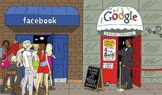 humor en redes sociales