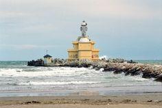 Faro di Punta Sabbioni a Cavallino Treporti - 01