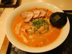Spicy Miso Ramen (Ramen Sanpachi)