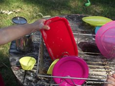 Real Life Play for toddlers...easy but an important step in development and learning!