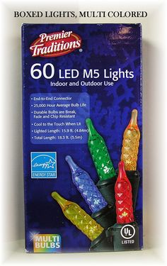 In the winter of 2011, while shopping, a string of LED lights caught my eye because they were bottle-shaped, in an almost perfect ...