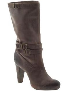 How can I justify buying 5 pairs of Frye boots this Fall?? I need them all!! :)