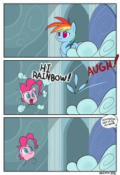 Rainbow Dash pics and other stuff My Little Pony List, My Little Pony Comic, My Little Pony Drawing, My Little Pony Pictures, My Little Pony Friendship, Mlp Memes, Dark Humour Memes, Humor, Dark Art Illustrations