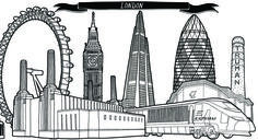 Vanity Fair Magazine Jitesh Patel Illustration - London