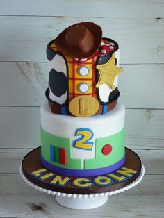 Historia del juguete Toy Story Birthday Cake, Kids Birthday Themes, Baby Boy Birthday, 4th Birthday Parties, 3rd Birthday, Cumple Toy Story, Festa Toy Story, Toy Story Theme, Toy Story Party